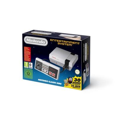 Consola Nintendo Classic Mini Nintendo Entertainment System