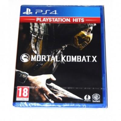Juego Mortal Kombat X PS4