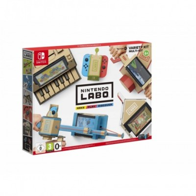 Juego Nintendo Labo Kit variado Toy-Con 01 Switch