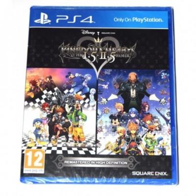 Juego Playstation 4 Kingdom Hearts HD 1.5+2.5 Remix (nuevo)