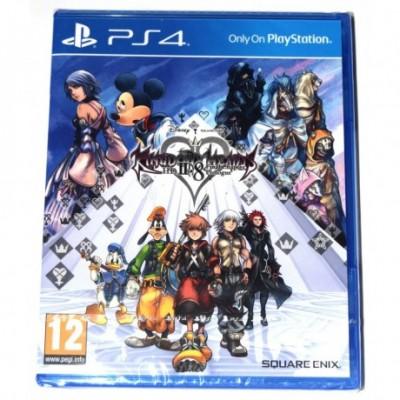 Juego Playstation 4 Kingdom Hearts HD 2.8 (nuevo)