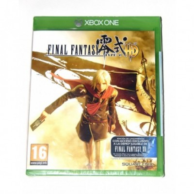 Juego Xbox One Final Fantasy Type-0 HD