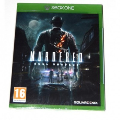 Juego Xbox One Murdered: Soul Suspect
